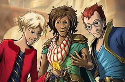 Amber Guardians
