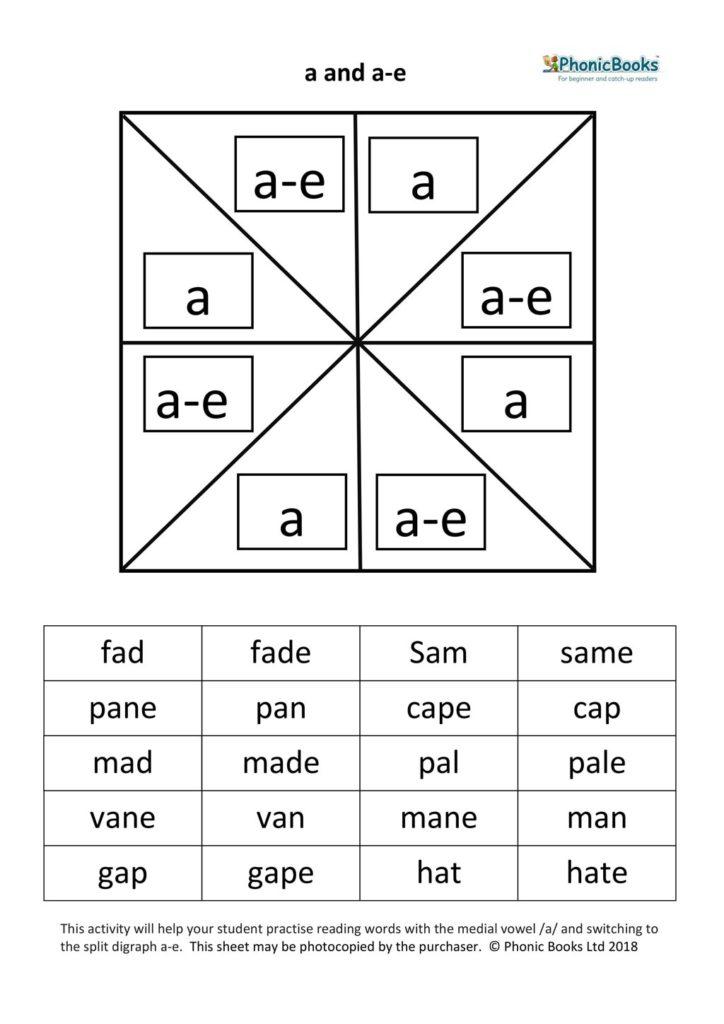 Spin Read Spell words