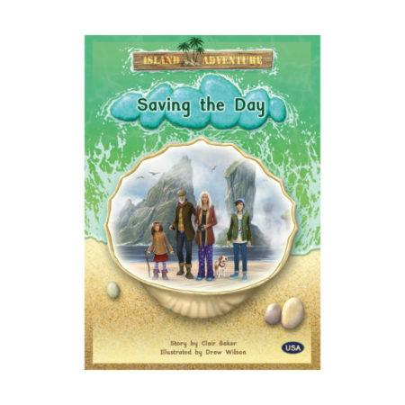 Island Adventure Series - phonically decodable reading books