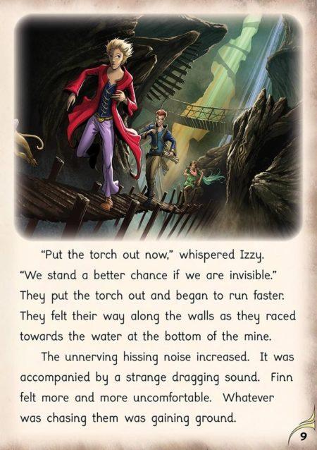 USA Amber Guardians, Books 1-10