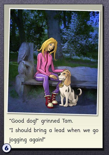 Moon Dogs Series, Set 3