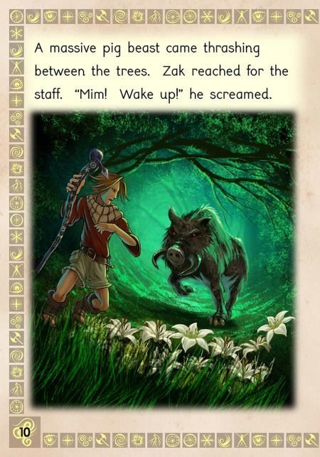 Totem Series, Set 1