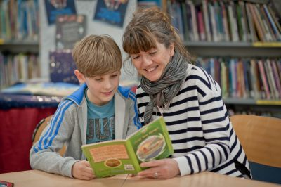 Using systematic phonics approach encourages success