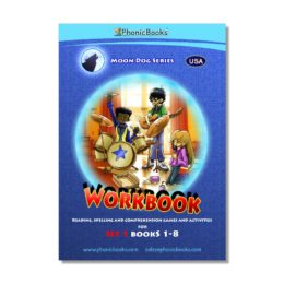 Moon Dogs Series Workbooks