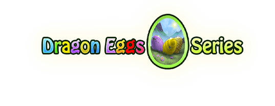 Phonic Books - Dragon Eggs Series Logo