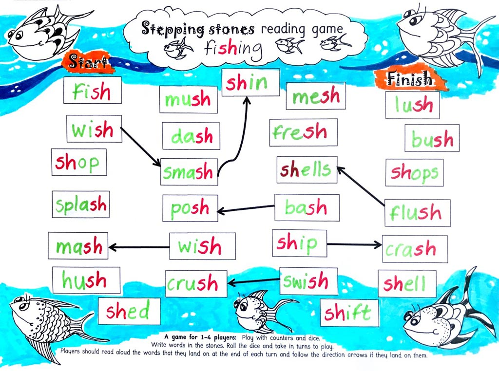 Stepping Stones Game